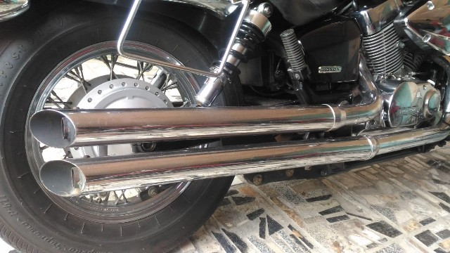 Foto 3 - Honda shadow 750